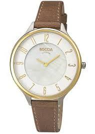 <b>Часы Boccia 3240-02</b> - купить женские наручные <b>часы</b> в ...