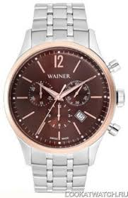 Золотые <b>часы Wainer</b>