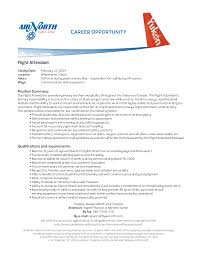 flight attendant resumes objectives cipanewsletter flight attendant resume template template