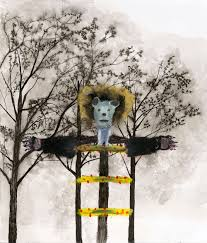 sqsp test john lurie art best wishes the native americans oil pastel and ink