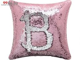 <b>Подушка Good Mood</b> Magic Shine Pink-Silver 3196, цена 37 руб ...