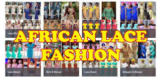 African <b>Lace</b> Fashion & Style <b>2019</b> - Apps on Google Play