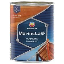 <b>Лак</b> яхтный Eskaro <b>Marine Lakk</b> 40 (0.95 л) <b>алкидно</b>-<b>уретановый</b>