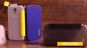 <b>Чехол</b> (<b>книжка</b>) <b>Rock Elegant</b> Series для Samsung i9500 Galaxy S4 ...