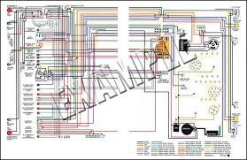 mopar parts ml13017b 1966 dodge charger 11 x 17 color wiring wiring diagrams