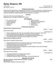 operating room nurse resume   http     resumecareer info    operating room nurse resume   http     resumecareer info operating