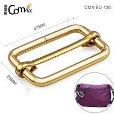 China <b>Hot Sale</b> Iron Gold Metal Adjustable Slide Buckle, <b>Custom</b> ...