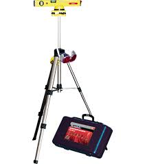 <b>Лазерный уровень</b>, <b>400мм</b>, штатив 850мм, 3 глазка <b>Matrix</b> 35027