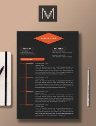 professional resume template page resume page cover cover letter graphic design template 128270zoom