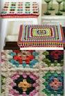 Вязание крючком коврики для стульев видео