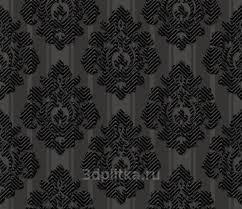 6000884 <b>Sospiri</b> Tiffany Nero 12,1x14 <b>декор</b> от <b>Vallelunga</b> купить ...