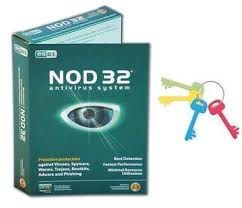NOD32 ESET KEYS 15th September 2012