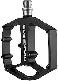 ROCKBROS <b>Mountain</b> Bike Pedals <b>Large</b> Platform Bicycle Pedals 9 ...