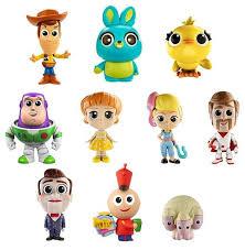 Фигурки <b>Mattel Toy</b> Story Minis Ultimate New Friends GCY86 ...
