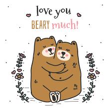 <b>Bear</b> Hug Free Vector Art - (42 Free Downloads)