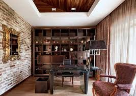 offices small home offices and home office on pinterest brick office furniture