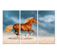 Wholesale <b>Three</b> Horse Painting for Resale - Group Buy Cheap ...