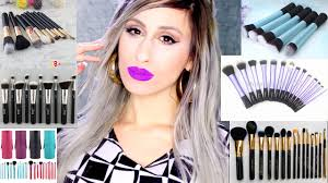 best worst ebay makeup brushes reviews parisons dyna