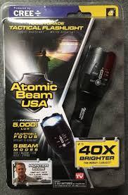 <b>Фонарь</b> Atomic Beam USA