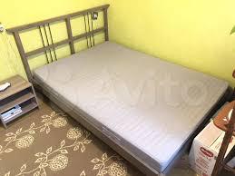 Кровать <b>IKEA rykene рикене</b> + матрас купить в Зеленограде ...