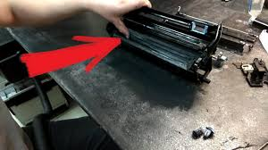<b>Kyocera</b> DK-1150 | Как чистить отработанный тонер | C7990 ...