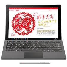 "license Windows 10 2in1 Tablet PC 12.6"" <b>laptop</b> VBook <b>i7 Plus</b> 7th ..."