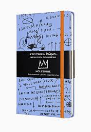 <b>Блокнот Moleskine LIMITED EDITION</b> BASQUIAT купить за 2 000 ...