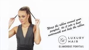 DELUXE Luxury Hair <b>Fashion</b> Glamorous <b>60cm</b> Wrap-Around ...