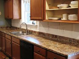 Granite Kitchen Counter Top Laminate Countertop Home Depot Counter Tops What Is The Least