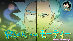 IF <b>RICK AND</b> MORTY WAS AN <b>ANIME</b> - MALEC - YouTube
