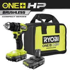 RYOBI ONE+ HP 18V Brushless Cordless Compact 1/2 in. Drill ...
