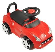 <b>Каталка</b>-толокар <b>Baby Care Super</b> race (603) со звуковыми ...