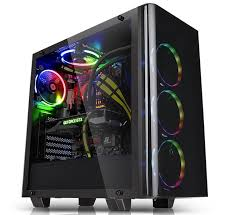 <b>Thermaltake View 21</b> Tempered Glass Edition: ПК-<b>корпус</b> формата ...