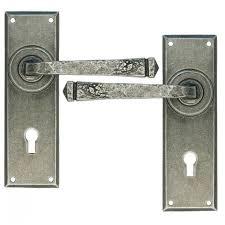 internal door handles lock latch bathroom sets