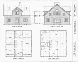 Initial House Sketch Classic Draw House Plans   Home DesignCape Cool Draw House