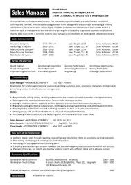 Sales Manager CV example, free CV template, sales management jobs ... Sales Manager CV example