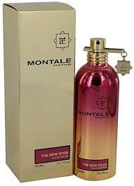 <b>Montale The New</b> Rose Eau De Parfum Spray 3.4 oz: Amazon.co.uk ...