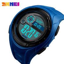 <b>SKMEI</b> 5Bar Waterproof Wristwatch Men Digital Watch <b>Stopwatch</b> ...