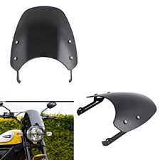 XX eCommerce Motorcycle <b>Motorbike Touring Front Flyscreen</b> ...