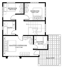 IMAGES OF TWO STOREY MODERN HOUSES WITH FLOOR PLANS AND    MHD    PLAN DETAILS