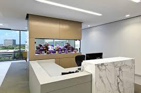 view in gallery modern office aquarium as a divider aquarium office