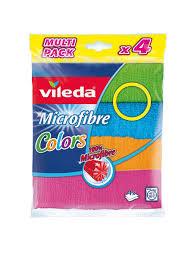 <b>Салфетка Колорс</b>, 4шт <b>Vileda</b> 4112445 в интернет-магазине ...