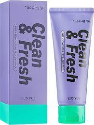 Маска для лица <b>Маска</b>-<b>пленка увлажняющая Eunyul Clean</b> ...