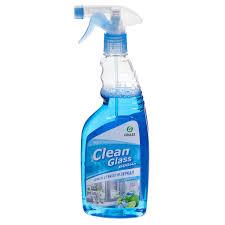 Очиститель для стёкол Clean Glass 600 мл в Ульяновске – купить ...
