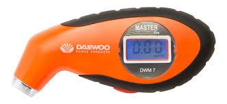 Купить <b>манометр Цифровой DAEWOO</b> DWM 7, цены в Москве на ...