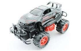 <b>Радиоуправляемый внедорожник Wangfeng Monstre</b> Truck Nissan ...