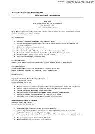 Resume Examples. Sample Biotech Resume: sample-biotech-sales ... Resume Examples, Sample Biotech Sales Executive Resume With Core Competencies And Educational Summary Or Work