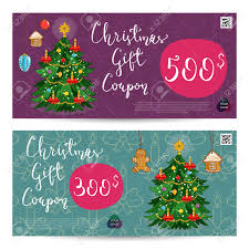 christmas gift voucher template gift coupon xmas attributes christmas gift voucher template gift coupon xmas attributes and prepaid sum wrapped gifts