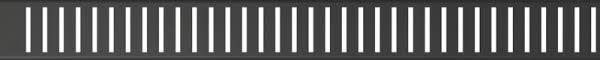 Перфорированные <b>решетки</b>: <b>PURE</b> BLACK