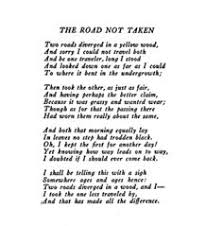 poem the road and classic on pinterest